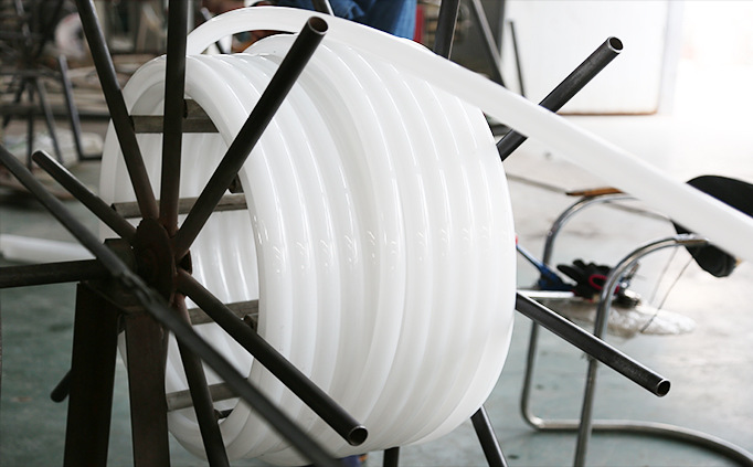白pe塑料管
